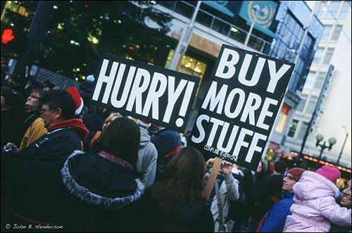 what is consumerism