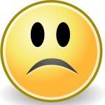 unhappy life
