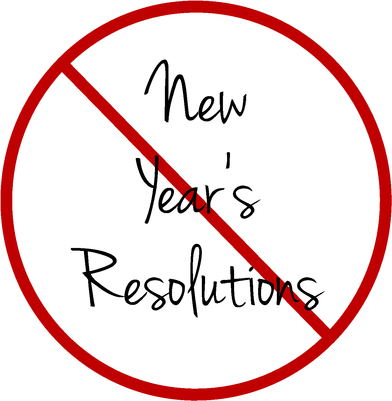 Image result for no resolutions free