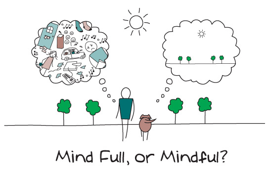 bringing mindfulness back to its