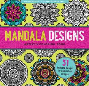 25 Best Adult Coloring Books Ever!