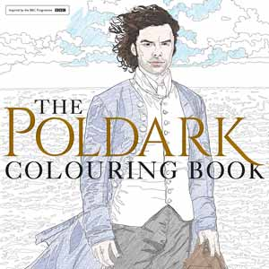 poldark coloring book