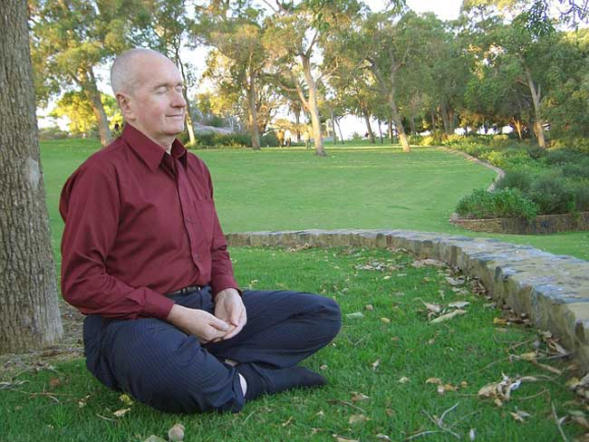 open-meditation